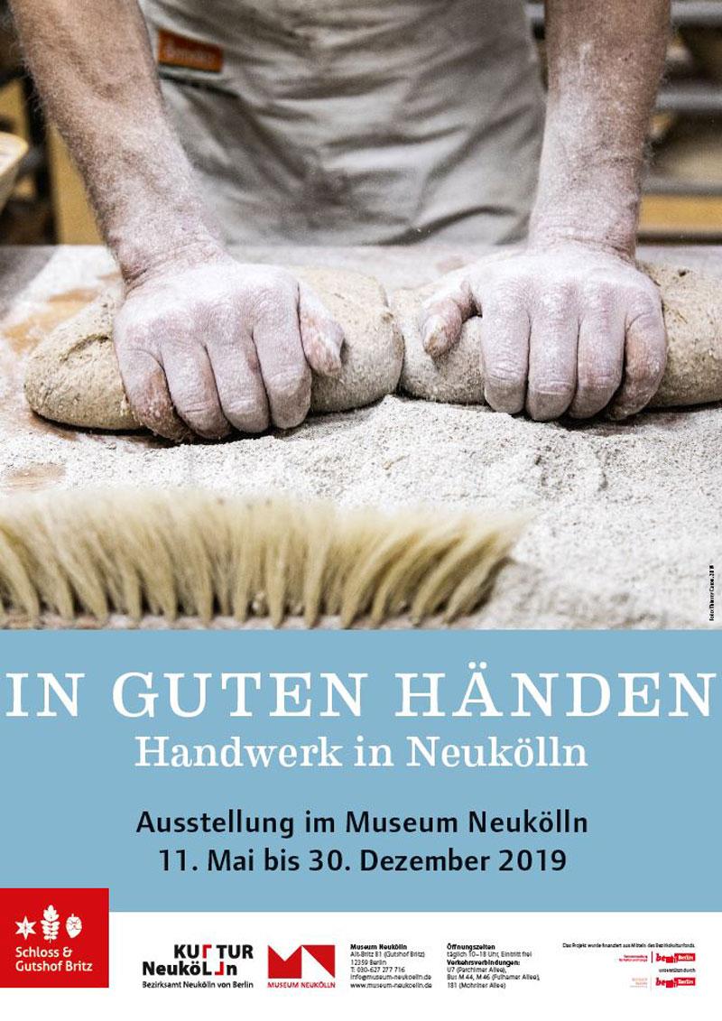 In guten Händen - Handwerk in Neukölln