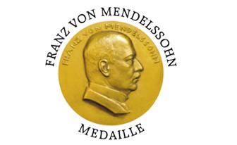 Franz von Mendelssohn Medaille